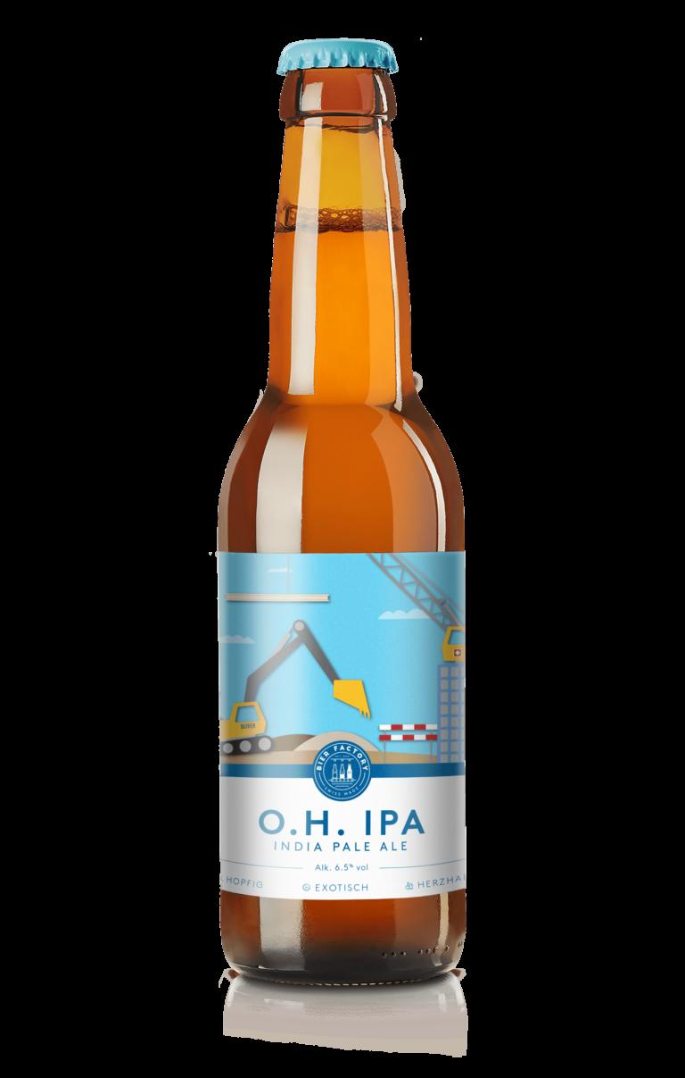 O.H. IPA India Pale Ale