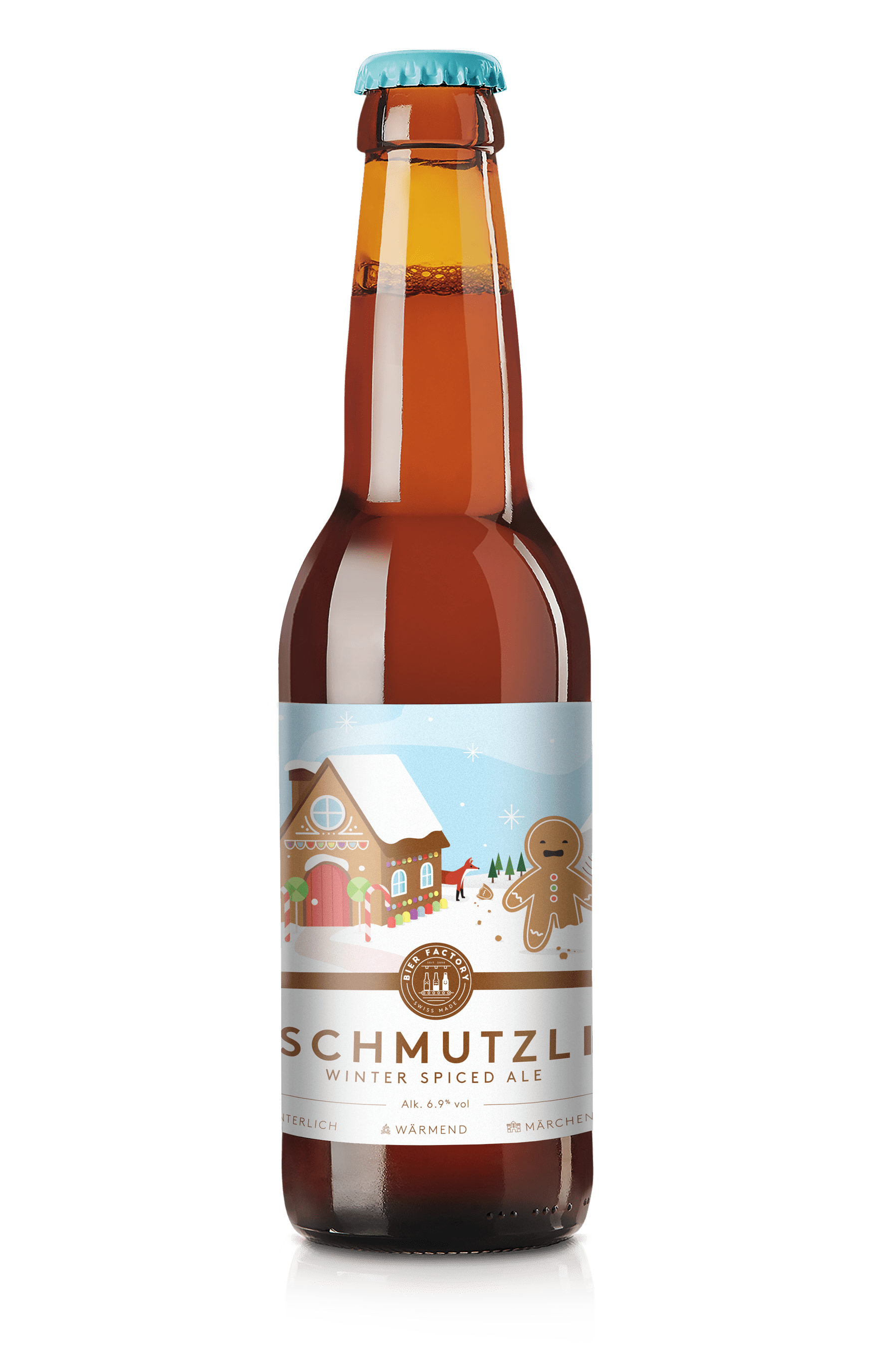 Schmutzli Winter Spiced Ale