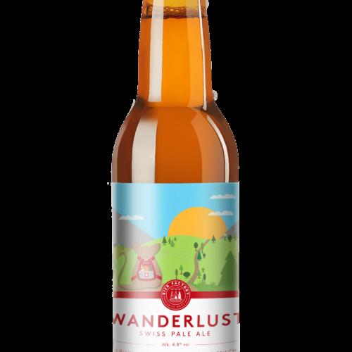 Wanderlust Swiss Pale Ale