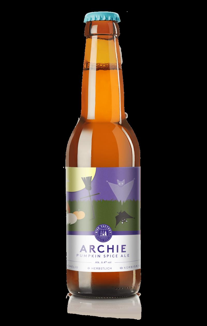 Archie Pumpkin Spice Ale