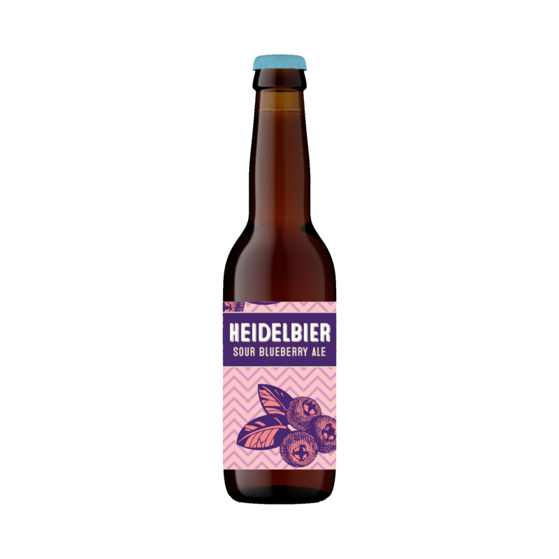 Heidelbier Sour Blueberry Ale