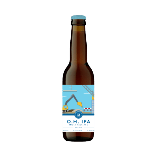 O.H. IPA India Pale Ale