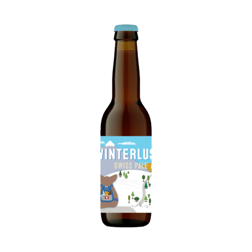 Winterlust Swiss Pale Ale