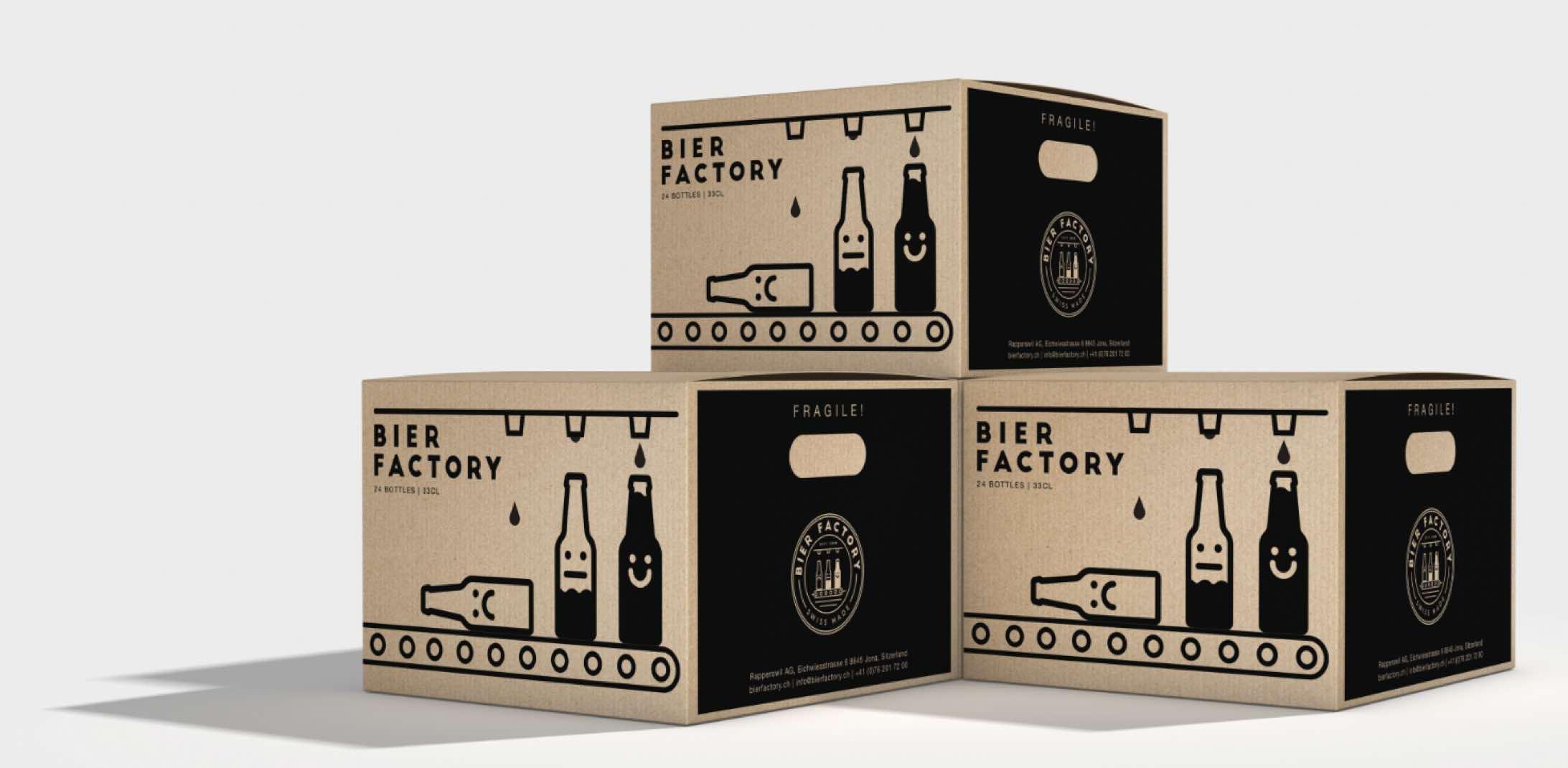 Bier Factory 24-Pack